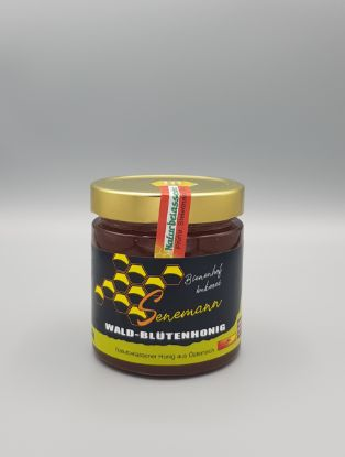 Picture of Wald-Blütenhonig 250g