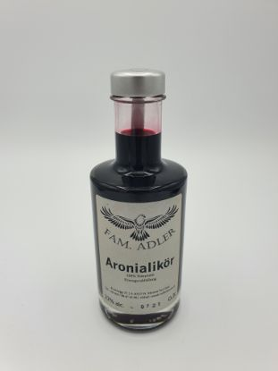 Picture of Aronialikör 22% alc. 200ml