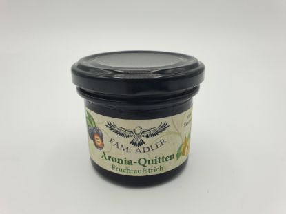 Picture of Aronia-Quitten Fruchtaufstrich 140g