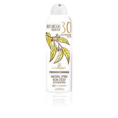 Bild von Australian Gold BOTANICAL Suncreen SPF 30 Natural Spray