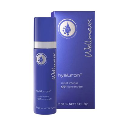 Bild von wellmaxx hyaluron⁵ moist intense gel concentrate
