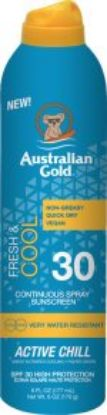 Bild von Australian Gold Active Chill Spray SPF 30