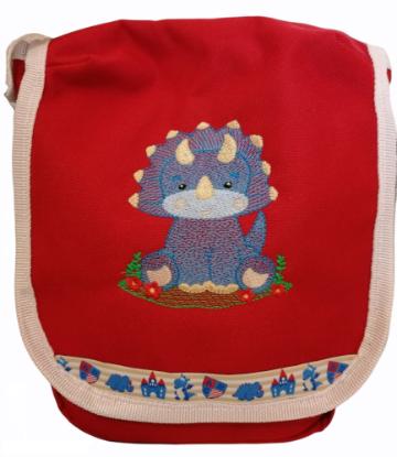"""Bild von Kindergartentasche """"Dino"""" 💥 PERSONALISIERBAR"""