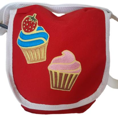 """Bild von Kindergartentasche """"Muffin"""" 💥 PERSONALISIERBAR"""